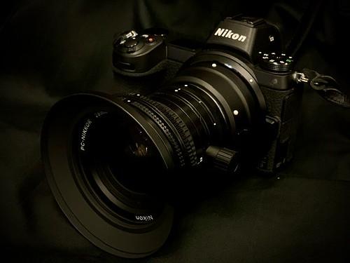 Nikon Z6 + PC-Nikkor 35mm/F3.5