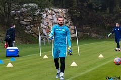 Jaume Valens (Dawlad Ast) Tags: real oviedo club de futbol entrenamiento trainning requexon octubre 2019 asturias españa soccer deporte sport jaume valens portero