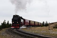 Brockenbahn (mkirstefoto) Tags: brockenbahn broken dampf dampfzug deutschland europa gleise lokomotive sachsenanhalt