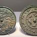 Miroirs de bronze (Musée national de Corée, Séoul)