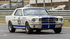 Mustang MK1 (P.J.V Martins Photography) Tags: ford mustang car carro racing sportscar historic classiccar vehicle motorsport motorsports circuitodoestoril estoril portugal