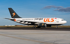 ULS_TCLER_A310F_BRU_SEP2019 (Yannick VP) Tags: civil commercial freight cargo transport aircraft airplane aeroplane jet jetliner airliner go kzu ulscargo airlines airbus a310 310300 f freighter tcler airside taxi taxiway twy inn inner brussels airport bru ebbr belgium be europe eu september 2019 aviation photography planespotting airplanespotting