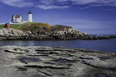 Lighthouse (jrunions1) Tags: maine newengland capeneddick nubblelighthouse lighthouse sea usa