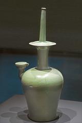 Kundika en céladon (Musée national de Corée, Séoul)