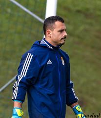 Alfonso (Dawlad Ast) Tags: real oviedo club de futbol entrenamiento trainning requexon octubre 2019 asturias españa soccer deporte sport alfonso herrero portero