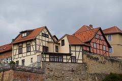 St. Marien auf dem Münzenberg (mkirstefoto) Tags: altstadt deutschland europa fachwerkhaus münzenberg quedlinburg sachsenanhalt schlossberg stmarien
