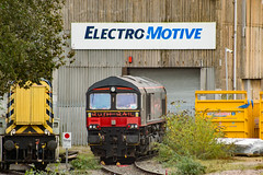 66792 (Shed seven) Tags: 66792 gbrf longport electromotive engineering