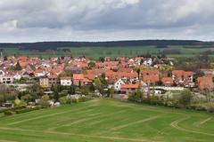 Dorf im Harz (mkirstefoto) Tags: deutschland dorf europa felder harz ortschaft sachsenanhalt
