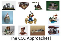 The CCC Approaches! (-soccerkid6) Tags: lego contest ccc colossalcastlecontest medieval fun competition event