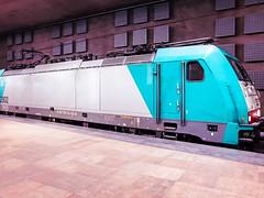 NMBS 2802 als IC Direct @ Antwerpen Centraal (Avinash Chotkan) Tags: antwerp ns bombardier traxx br186 nmbs 2802