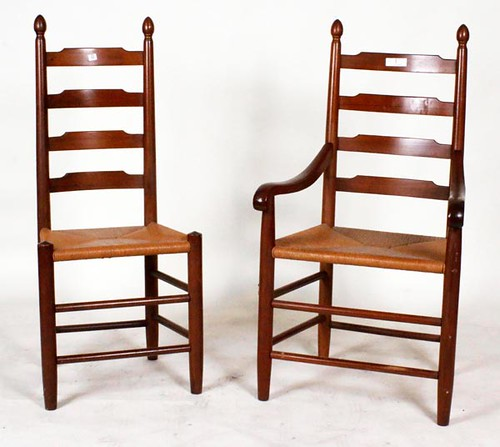 Set of 10 Clore Ladderback Chair ($1,064.00)