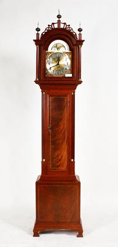 Fine Irvin Rosen Tall Case Clock #31 ($2,688.00)