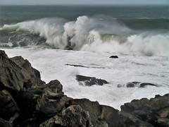 Rompeolas-8261096 (peruchojr) Tags: rompeolas océanoatlántico agua mar rocas tormenta invierno ríadevigo baiona galicia españa