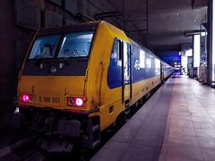 NSR 186 001 met IC Direct @ Antwerpen Noord (Avinash Chotkan) Tags: