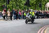 VIP escort from the Met Police Special Escort Group