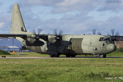 Royal Air Force, Lockheed C130J C.4, ZH868. (M. Leith Photography) Tags: royal air force raf flying jet brize norton oxfordshire nikon d7200 mark leith photography 70200vrii nikkor 200500mm aviation military england hercules c130 lockheed