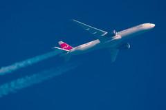 Boeing B777-300 - Nordwind (zpaksi) Tags: contrailspotting boeing tripleseven nordwind b777