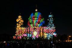 P1950690 (Lumixfan68) Tags: illumination berlin berliner dom festival lights lichtkunst sehenswürdigkeiten deutschland germany