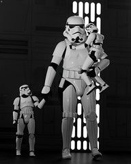 Trooper Family (Jezbags) Tags: trooper troopers starwars stormtrooper stormtroopers family deathstar canon canon80d 80d 100mm macro macrophotography macrodreams hottoys sideshow shfiguarts bandai toy toys toyphotography sleep