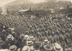 Militares ocupam as ruas do Rio de Janeiro durante a Revolução de 1930, 24 de outubro de 1930 (Arquivo Nacional do Brasil) Tags: revoluçãode1930 arquivonacional arquivonacionaldobrasil nationalarchivesofbrazil nationalarchives eravargas brasilrepública