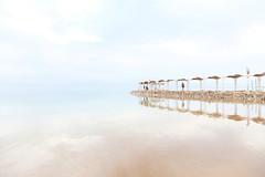 19102473 (felipe bosolito) Tags: deathsea death sea salt beach enbokek israel minimalism reflection line fuji xpro2 xf1655 classicchrome