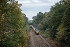 70810, Sutton Park  (1) (JH Stokes) Tags: suttoncoldfield suttonpark 70810 class70 colasrailfreight trains trainspotting tracks transport railways photography