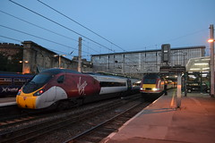 Virgin Trains Pendolino 390119 & London North Eastern Railway HST 43313 (Will Swain) Tags: 21st september 2019 london north eastern railway hst 43313 43 313 virgin trains pendolino 390119 390 119 carlisle west