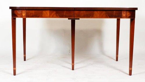 Biggs Dinning Room Table with Inlay ($476.00)