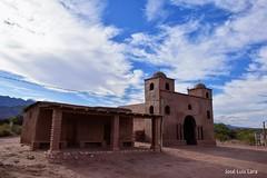 En la ruta del adobe (pepelara56) Tags: adobe iglesia church catamarca argentina