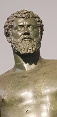 Emperor Septimus Severus, ploughed up in a field at Kythrea in 1928. Died in Britannia 211 AD (Kevin J. Norman) Tags: cyprus nicosia rome roman bronze septimus severus kythrea