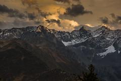 Belledonne (Virginie Bandet Photographie) Tags: belledonne montagne montain autumn cloud nuage tempête