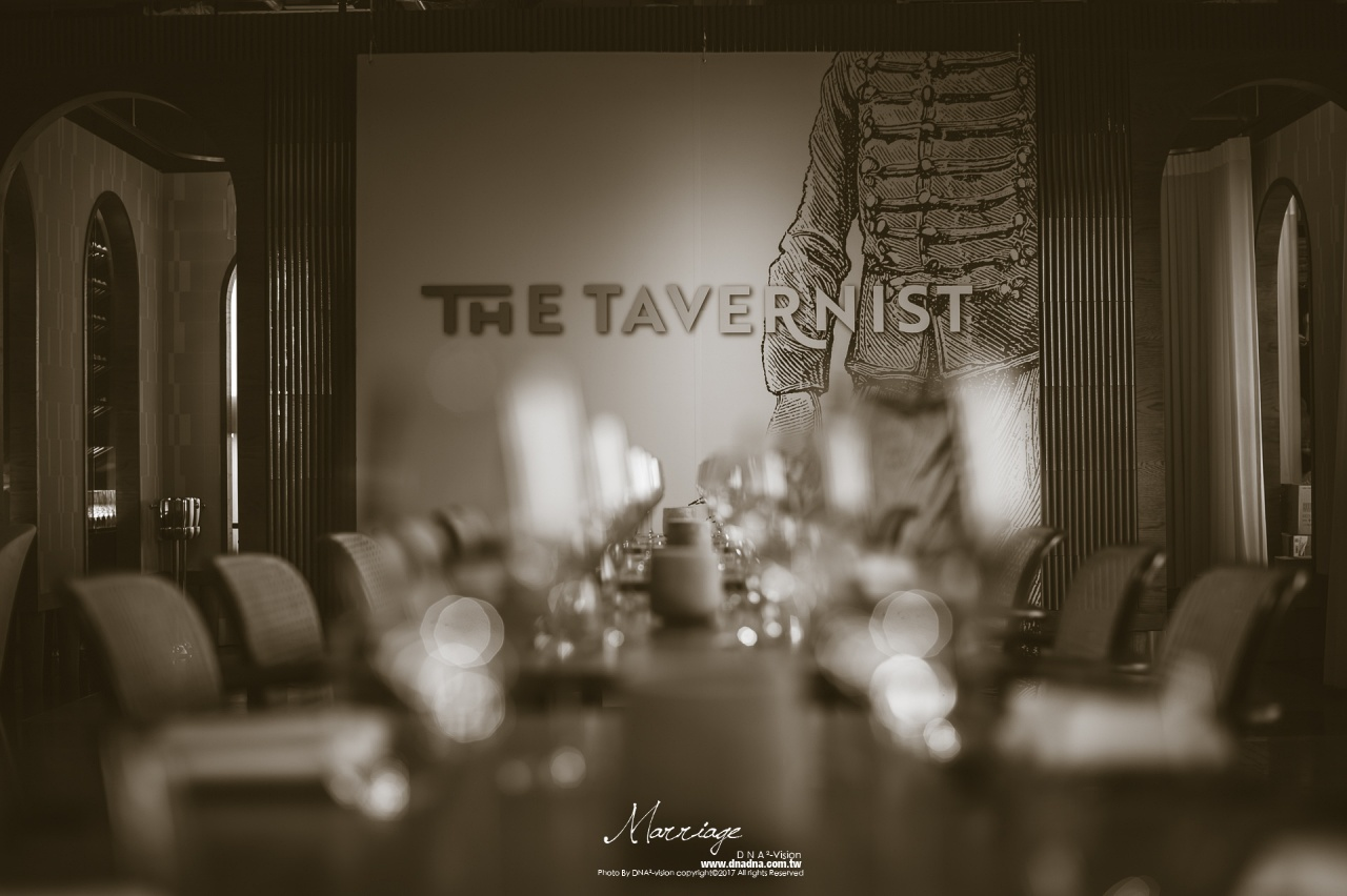 《婚攝》chieh&yo-The Tavernist金普頓大安酒店-2