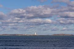 Boston Light from Hull, MA, October 23, 2019 (BostonPhotoSphere) Tags: hullma atlanticocean bostonharbor