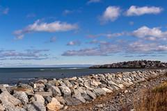 Views from Hull, Mass., October 23, 2019 (BostonPhotoSphere) Tags: hullma atlanticocean bostonharbor