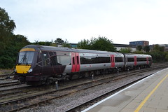 Cross Country Trains Turbostar 170518 (Will Swain) Tags: leicester station 22nd september 2019 train trains rail railway railways transport travel uk britain vehicle vehicles england english europe transportation class emt cross country turbostar 170518 170 518