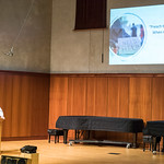 "<b>DSC03806</b><br/> Carl Stecker performs a lecture in nursing over Homecoming weekend. October 5th, 2019. Photo by Anthony Hamer.<a href=""//farm66.static.flickr.com/65535/48948656528_26e16b4021_o.jpg"" title=""High res"">&prop;</a>"