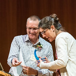 "<b>DSC03741</b><br/> Carl Stecker performs a lecture in nursing over Homecoming weekend. October 5th, 2019. Photo by Anthony Hamer.<a href=""//farm66.static.flickr.com/65535/48948656978_6f7883a86b_o.jpg"" title=""High res"">&prop;</a>"