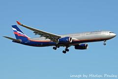 Photo of Aeroflot A330 vp-bdd