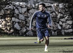 Carrera de Joselu (Dawlad Ast) Tags: real oviedo club de futbol asturias entrenamiento trainning requexon octubre 2019 soccer españa spain deporte sport joselu moreno