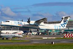 G-FLBA_12 (GH@BHD) Tags: gflba bombardier dhc8402qdasheight be bee flybe dehavilland dhc dhc8 dhc8402q dasheight dub eidw dublinairport dublininternationalairport dublin aircraft aviation airliner turboprop propliner