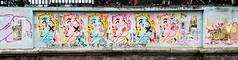 Brighton Street Art (R~P~M) Tags: train railway station art streetart minty graffiti brighton brightonhove eastsussex england uk unitedkingdom greatbritain