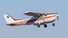 Cessna 172P N5260K (ChrisK48) Tags: kdvt cessna172p 1980 airplane n5260k landcareaviationaerialsurvey phoenixaz dvt aircraft phoenixdeervalleyairport