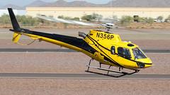 PHI Airbus Helicopters AS350 B3 N356P 'Air Evac 33' (ChrisK48) Tags: eurocopter n356p aircraft airevac33 phoenixaz kdvt 2015 phiairmedical dvt airbushelicoptersas350b3 phoenixdeervalleyairport helicopter
