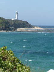 Budgewoi Beach and Norah Head