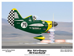 No Strings Attached (blackheartart) Tags: reno renoairraces renonationalchampionship renonationalchampionshipairraces nostringsattached 2019 aircraft aviation art caricature airplane racer