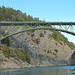 Amazing views, amazing bridge