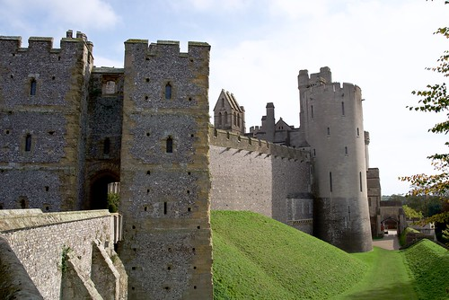 Arundel Castle & Grounds 2