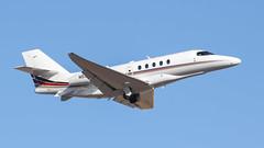 Netjets Textron Aviation 680A Citation Latitude N538QS (ChrisK48) Tags: kdvt netjets 2017 cessna n538qs dvt textronaviation680a citationlatitude phoenixaz aircraft airplane phoenixdeervalleyairport