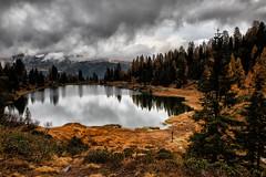 Lago di Colbricon-Dolomiti (W.I.L.D. Giorgio-Thanks for views and comments) Tags: do