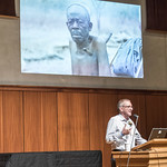 "<b>DSC03869</b><br/> Carl Stecker performs a lecture in nursing over Homecoming weekend. October 5th, 2019. Photo by Anthony Hamer.<a href=""//farm66.static.flickr.com/65535/48949199526_a7d7b719d1_o.jpg"" title=""High res"">&prop;</a>"